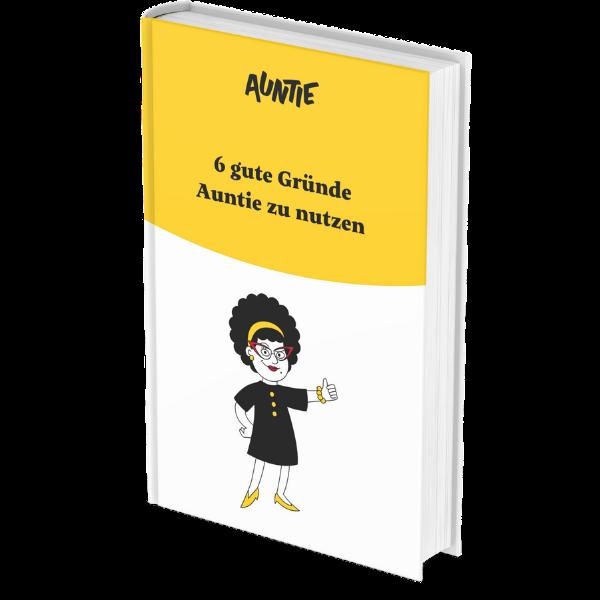 6 ways to use Auntie